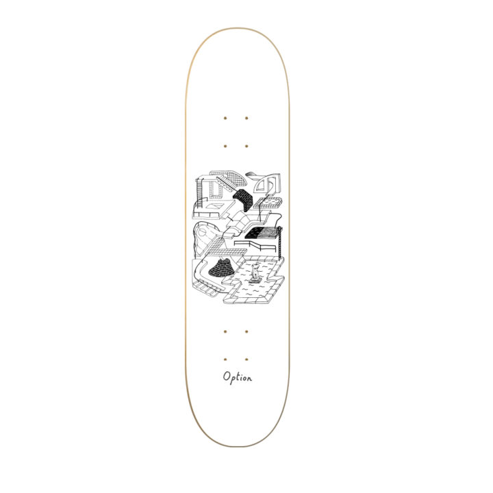 OptionSkateboards Equis